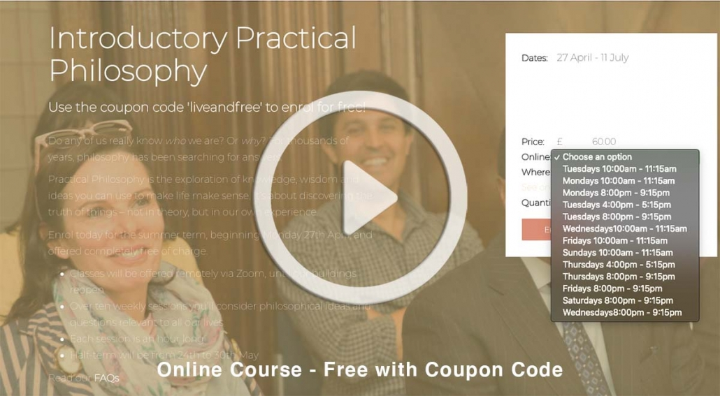 Practical Philosophy Course Online copy